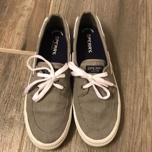Canvas sperrys